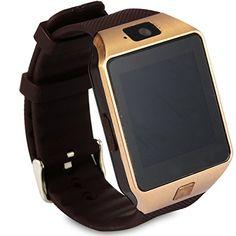 13a3ecd1352a Padgene DZ09 Bluetooth Smart Watch with Camera for Samsun… Camera Watch