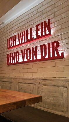 #Rinderwahn Wien Austria, Neon Signs, Eat, Tips