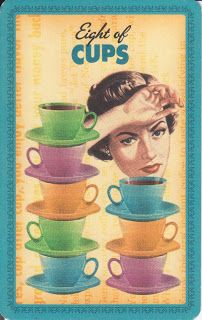 8 of Cups Housewives Tarot