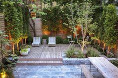 Garden Design Ideas Brooklyn Brook Landscape Midwood