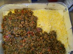Sid's Sea Palm Cooking: Southwest Casserole Mexican Food Recipes, Casseroles, Spinach, Salsa, Grains, Friday, Beef, Cooking, Casserole Dishes