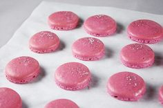 A Macaron Troubleshooting Guide: Useful Tips and Advice to Master the French Delicacy - (End of page: Many Recipes for different kinds of macaroons)