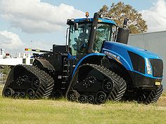 New Holland Tractor                                                                                                                                                                                 More