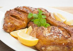 Chicken Moroccan Spicy Grilled