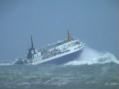 Cruise Ship Storm - Bing Images