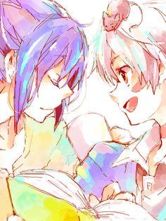 No.6 | Nezumi & Shion