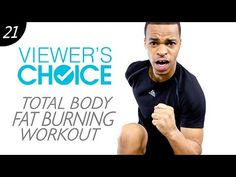 45 Min. Total Body Fat DESTROYER - Fat Burning Cardio, Strength + Abs Workout | Viewer's Choice #21 - YouTube