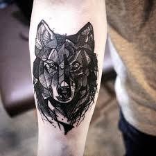 Resultado de imagem para lobo uivando desenho tribal