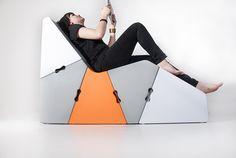 Proyecto Pintu. Ying Chi Chen estudiante. #mobiliario #modular #diseño