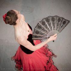 "Polina Semionova and Ivan Zaytsev, ""Don Quixote"", Mikhailovsky Ballet© Nikolay Krusser"