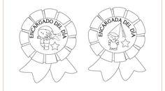 Menta Más Chocolate - RECURSOS y ACTIVIDADES PARA EDUCACIÓN INFANTIL: Medallas para el ENCARGADO o JEFE