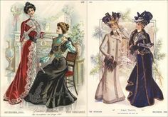 Color Plates from The Designer magazine, December 1900