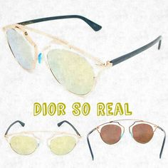 9e8b1df758f Authentic Dior So Reals available at our website 👉 Use code INSTAGRAM15  and get 15%