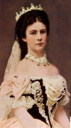 Empress Elisabeth of Austria (cousin )