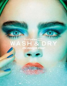 MAC Cosmetics Wash and Dry Summer 2015 collection BROW