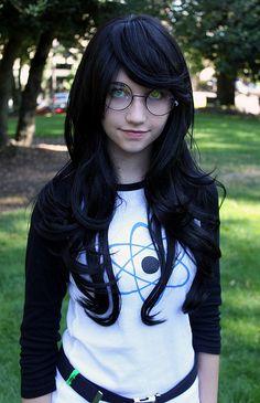 prettiest Jade cosplay ever! (Homestuck)