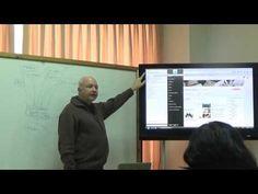 Clase Juan Adsuara de YouTube en la Fundació Trefor