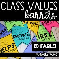 Is encouraging classroom community a high priority for you? Display your classroom values for students to see and read all year long with these banners! 15 pre-made pennant banners are included as well as 2 editable files so you can create your own! Classroom Expectations, Classroom Behavior, Classroom Setup, Future Classroom, School Classroom, Classroom Organization, Classroom Management, Behavior Management, Class Expectations