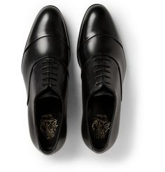 Mr. Hare Miles Leather Oxford Shoes