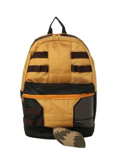 Marvel Guardians Of The Galaxy Rocket Raccoon Suit-Up Backpack | Hot Topic Visit www.fireblossomcandle.com for more party ideas!