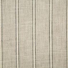 Durant Thunder by Pindler Farmhouse Upholstery Fabric, Striped Upholstery Fabric, Farmhouse Fabric, Chair Fabric, Curtain Fabric, Queen Anne Chair, Thick Curtains, Grain Sack, Fabric Bags
