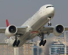 Turkish Airlines B777