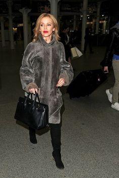 Kylie Minogue - Kylie Minogue Promotes Her New Album