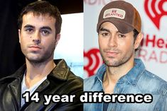 Enrique Iglesias | 14 Celebs Who Don't Seem To Be Getting Older