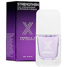 Formula X For Sephora - STRENGTHEN – Nail Strengthener   #sephora