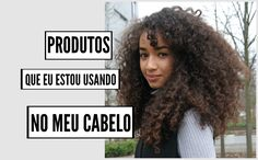 Products I Use On My Natural Hair