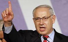 A mão firme de Netanyahu