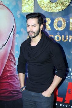 "Varun Dhawan at ""Ek Villain"" 100 Crore Success Bash."