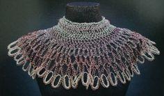 Crocheted Wire Jewelry of New York Artist Arline Fisch