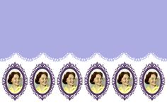 Custom vintage photograph border print fabric.  The fabric I design features a personal family picture of your choosing for me to make into a circle skirt.