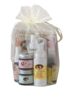 Birth & Baby Kit - travel size from Earth Mama ... perfect for the hospital bag!