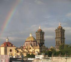 Puebla, destino @All Mexico.... una de las ciudades más bonitas de #Mexico