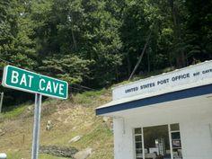 Bat Cave, NC in North Carolina