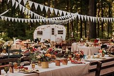 Wes Anderson inspired enchanted summer camp wedding at Loloma Lodge along the McKenzie River in Oregon. Eclectic style and vibrant energy radiated! Camp Wedding, Lodge Wedding, Wedding Venues, Wedding Ideas, Eclectic Wedding, Wes Anderson, Wedding Colors, Victoria, Creative