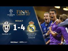Real Madrid vs Juventus - Champions League 2017 Final