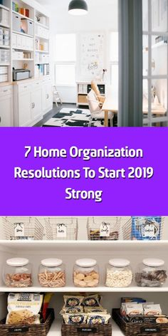 Kick 2019 off right with these home organization resolutions. Image: Rookery Design We hope you like the products we recommend. Just so you are aware, Fresho Medicine Cabinet Organization, Cord Organization, Organizing, Calendar Reminder, Hanging Files, Filing System, Create Space, Around The Corner, Big Houses