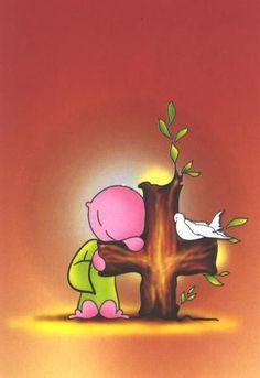 ten paz en la tribulación