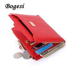 Adaptable Hot Sale Women Clutch 2018 New Wallet Split Pu Leather Wallet Female Long Wallet Women Zipper Purse Strap Coin Purse Women's Bags