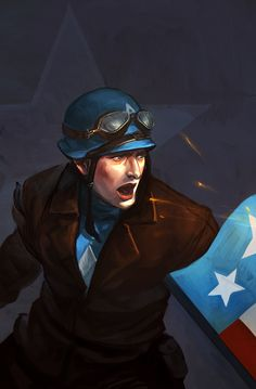 Captain America by ~2013