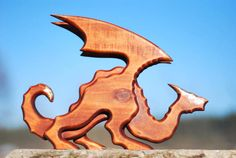 wood gift for mens gift ideas game of thrones good luck charm gift for him  dragon sculpture hand carved dungeons and dragons dragon age