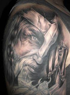 ramona wikinger tattoo