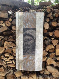My Works, Firewood, Texture, Crafts, Surface Finish, Woodburning, Manualidades, Handmade Crafts, Craft