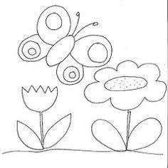 A GAIVOTA ARTESANATOS Filial 04: Riscos Flores e Frutas patchwork embutido isopor Pintura em Tecido
