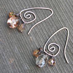 Copper dangle