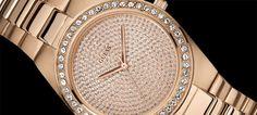 Guess Watches apresenta Coleção Rose Gold para iluminar o pulso