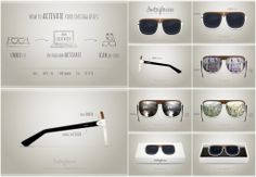 """INSTAGLASSES """"Cámara Instagram"""" de Facebook, fue concebido (y ahora producido) por el diseñador alemán Markus Gerke, quien según indicó en su página web oficial """"está sorprendido"""" por el éxito que ha generado su invento.    Gerke afirma que su mayor inspiración vino del Google Project Glass, ya que se preguntaba como podrían estas nuevas tecnologías aplicarse a la vida diaria e integrar a su vez a las redes sociales más exitosas del mercado."""